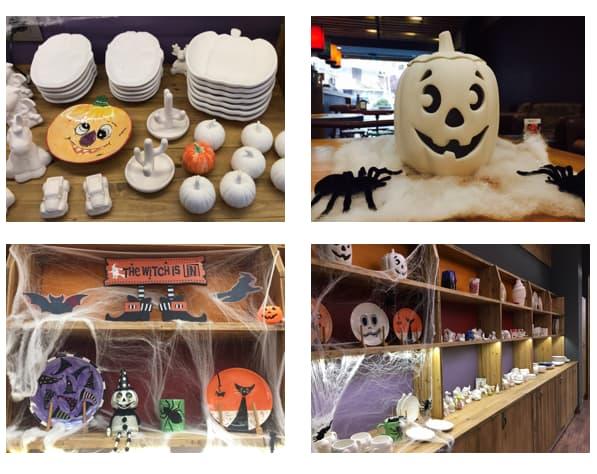 Halloween en Color It