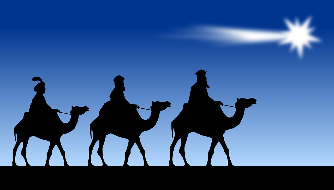 Los Reyes Magos de Oriente y su historia