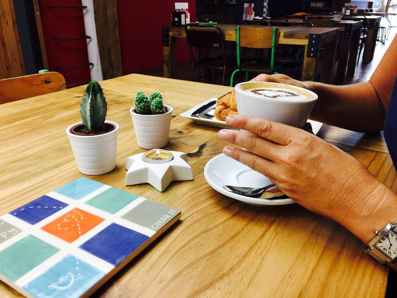cafeteria sin gluten en sant cugat