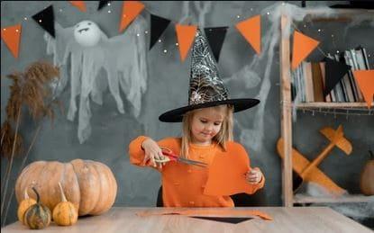 Las manualidades más terroríficas por Halloween