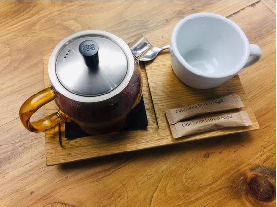 Nuestra carta de tés te está esperando