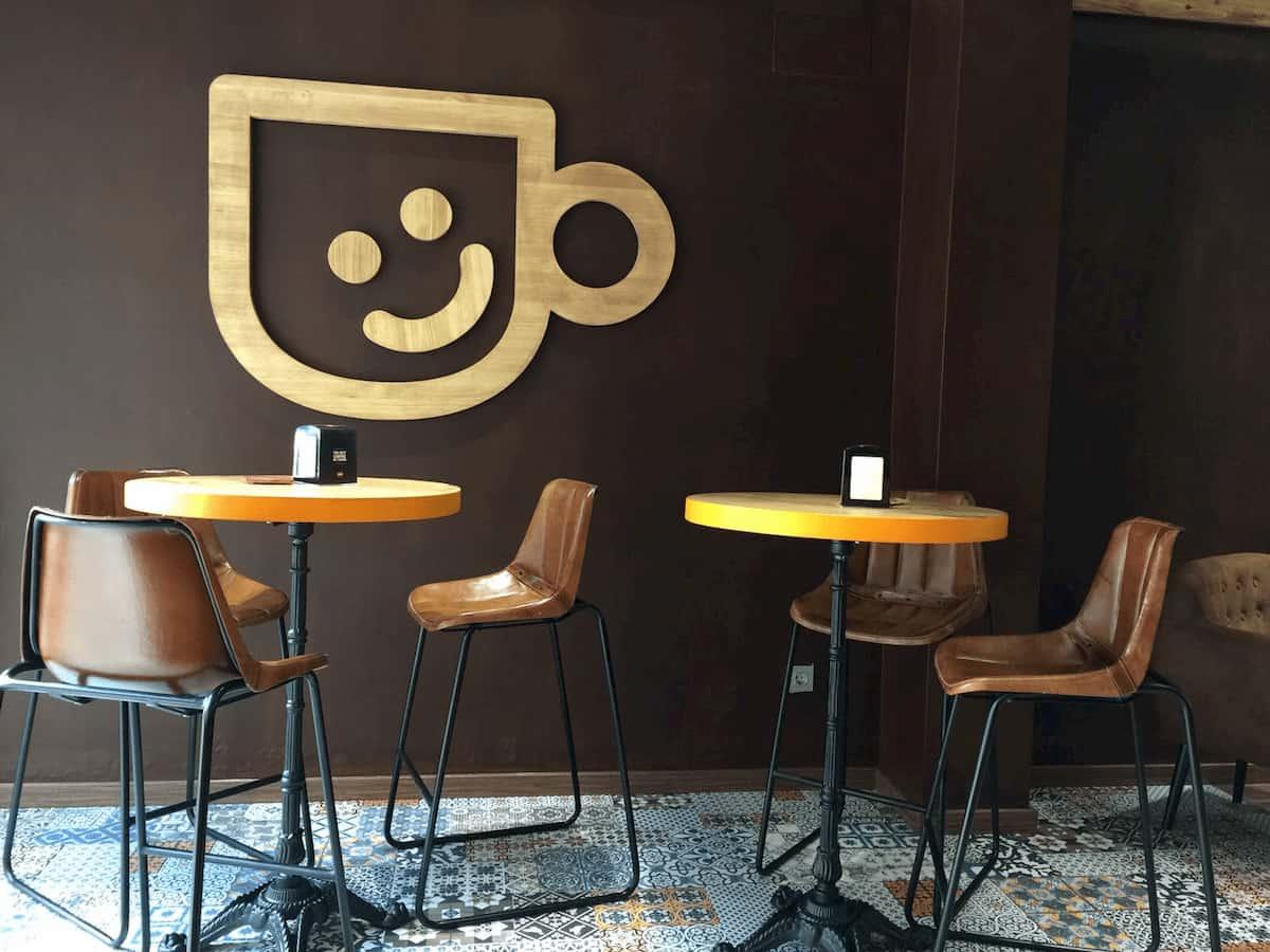 Cafetería con wifi Sant Cugat
