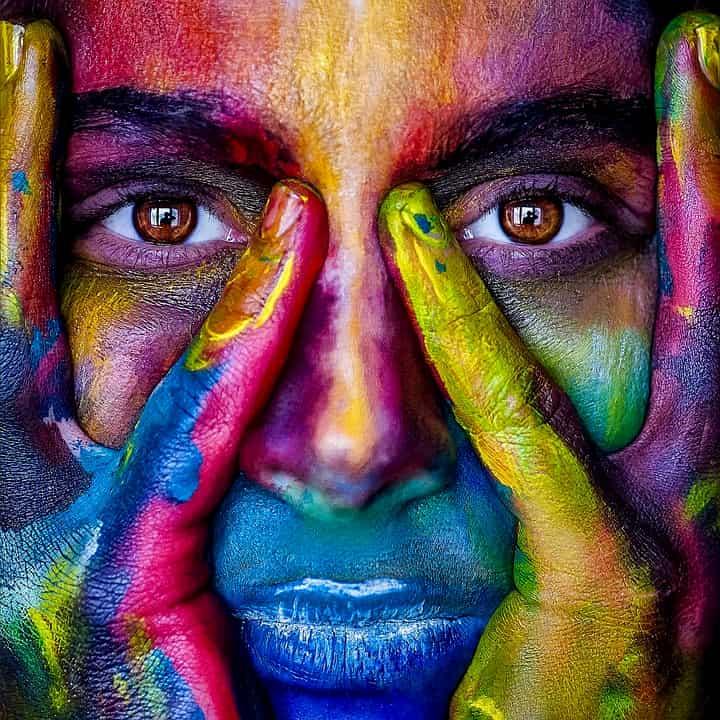 lenguaje a través de la pintura