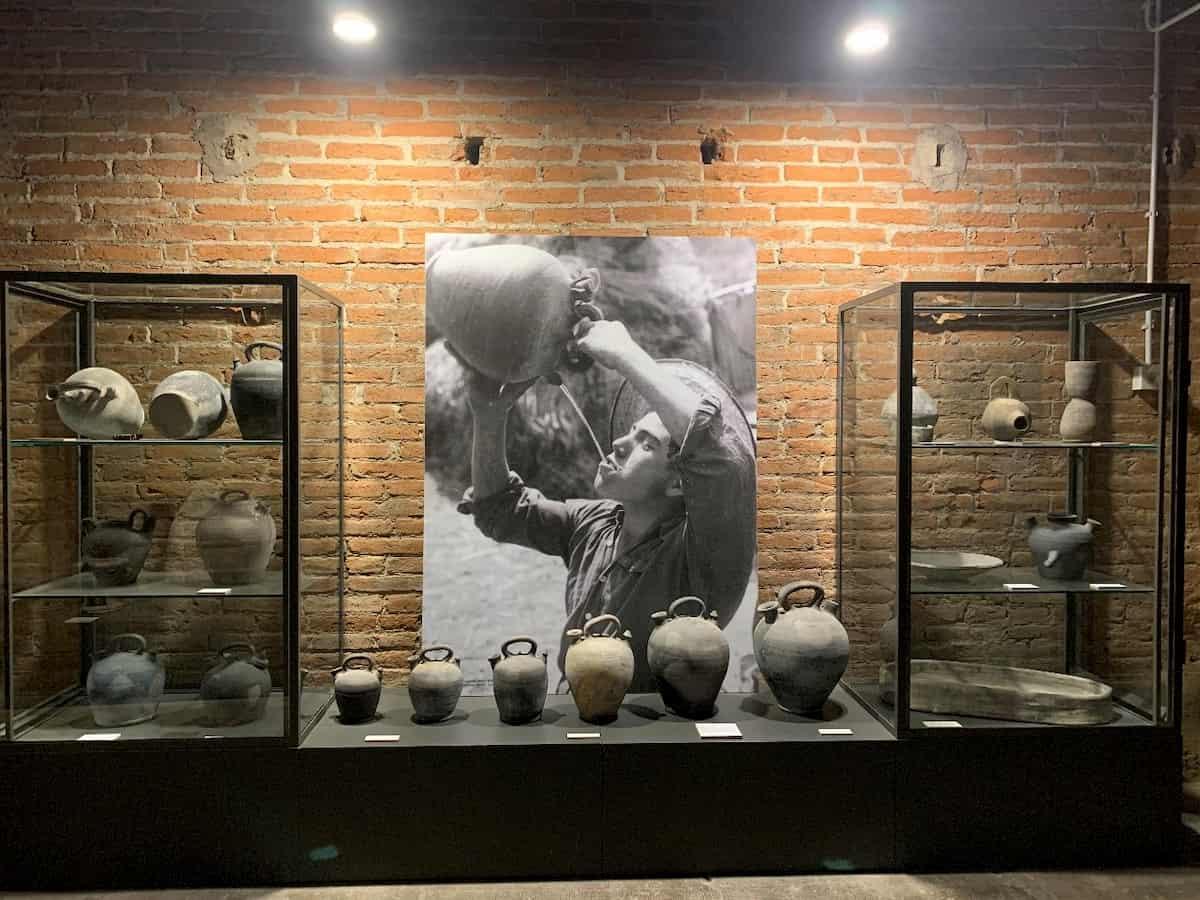 Museo terracota